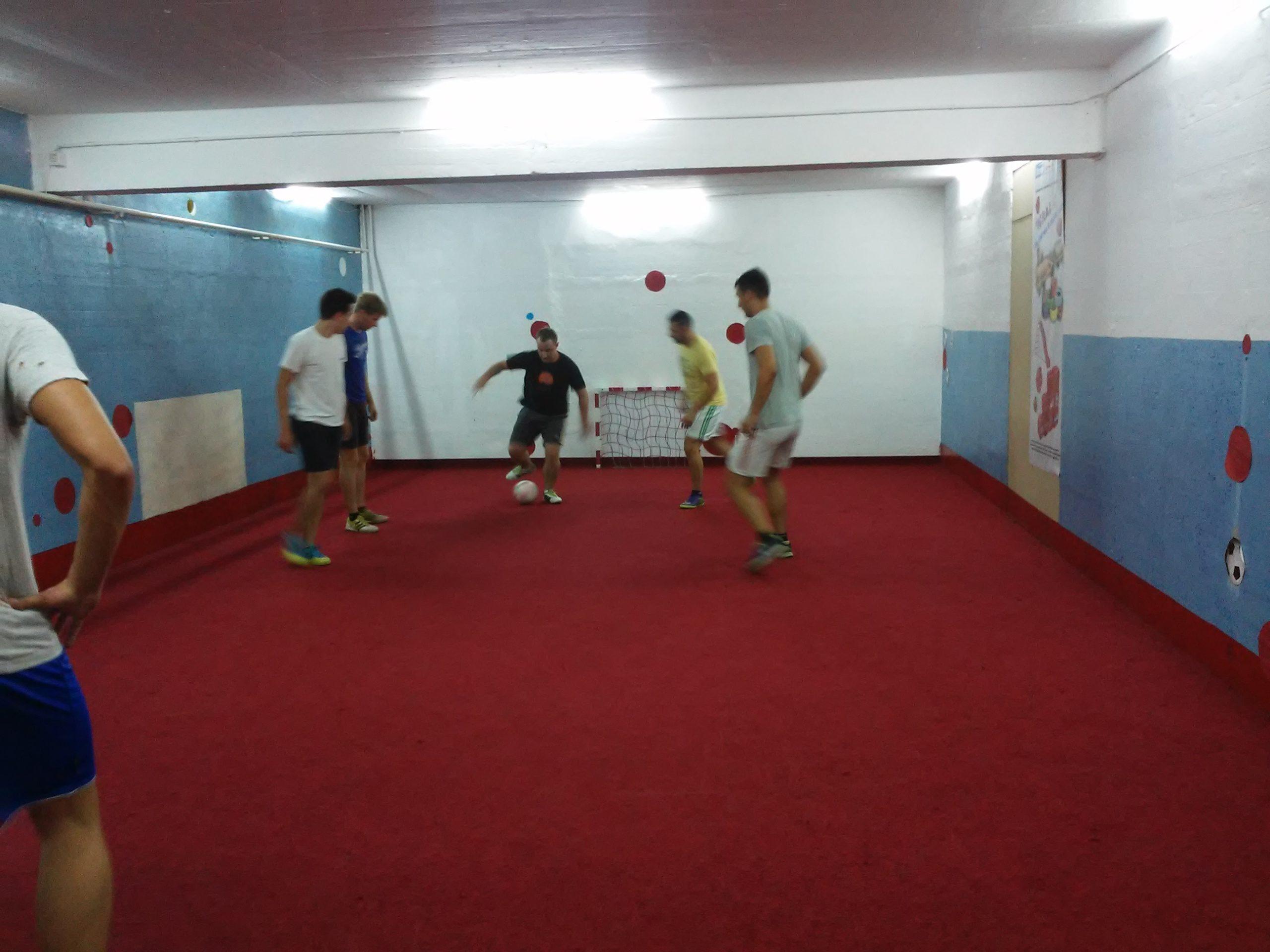 Aktivni u Park Sportu 2
