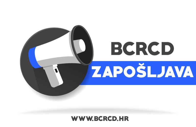 BCRCD zapošljava