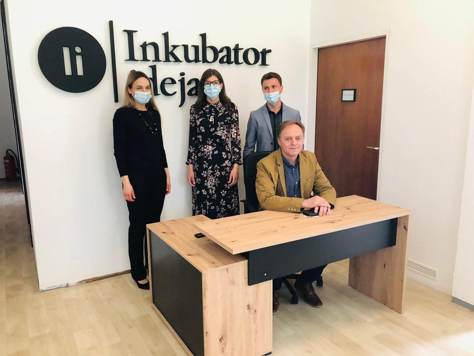 Održana početna konferencija EU projekta Inkubator ideja