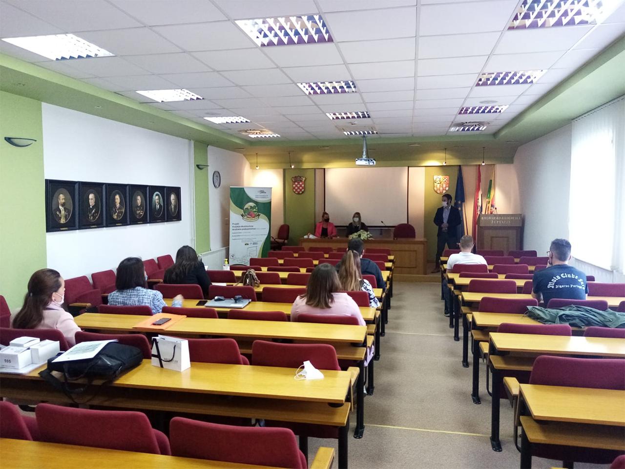 """Održana dvodnevna edukacija u sklopu projekta """"Vraćanje okusima kroz društveno poduzetništvo"""""""