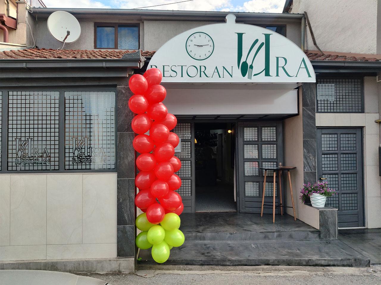 Partnersko poduzeće BCRCD-a Ured 4 You je otvorilo ugostiteljski objekt, restoran i catering Ura